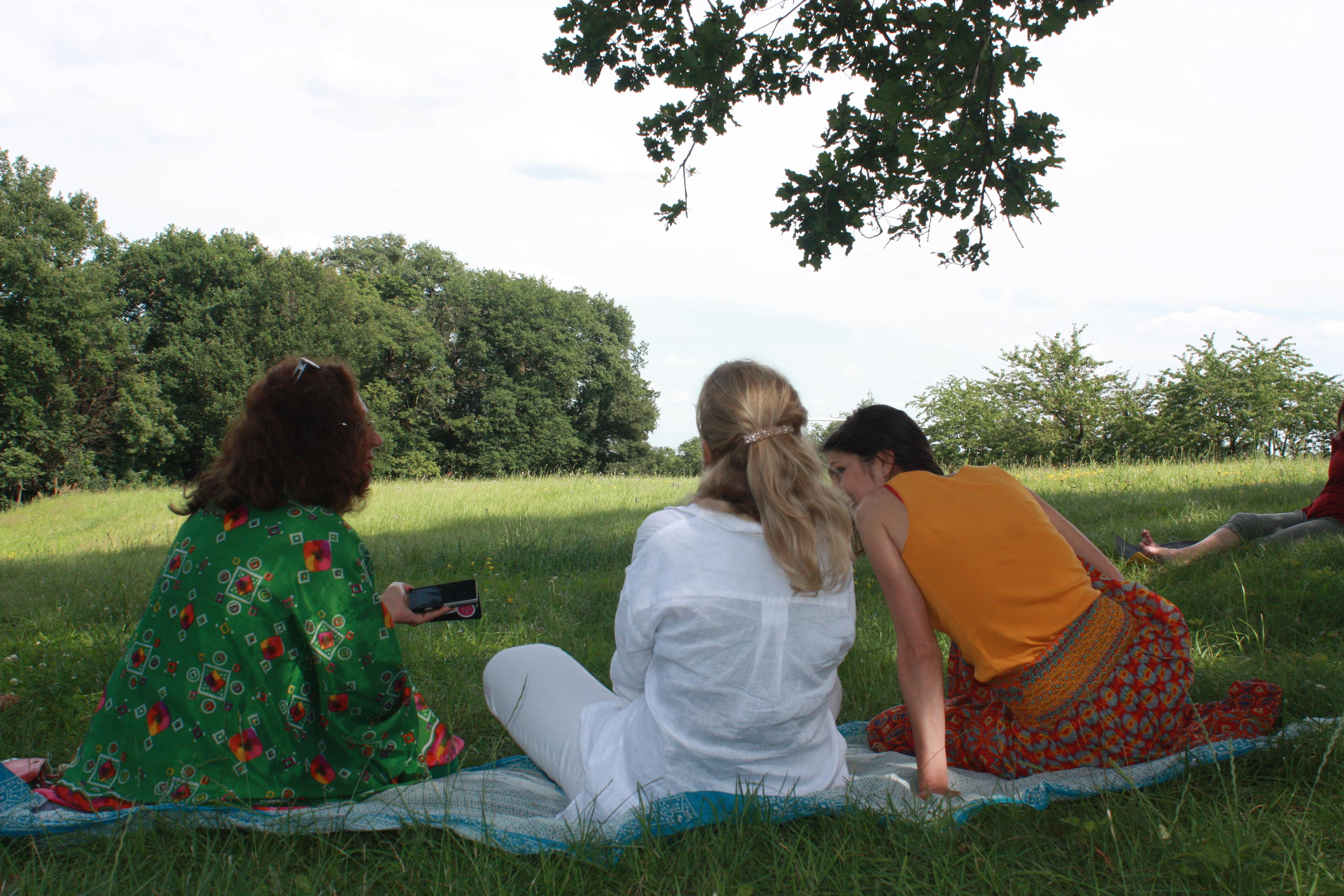 Karma Yoga (Yoga de l'action)